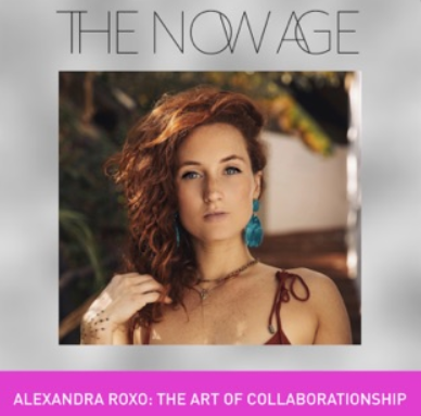 THE ART OF CALLABORATIONSHIP WITH ALEXANDRA ROXO